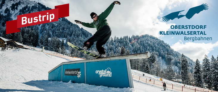 Oberstdorf | Daytrip | Shred & Go