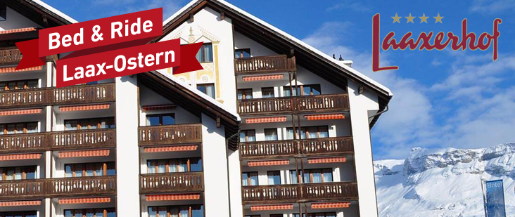 Hotel Laaxerhof | Laax | Oster-Special