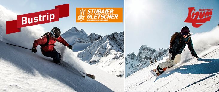Stubai-Lizum-Weekend